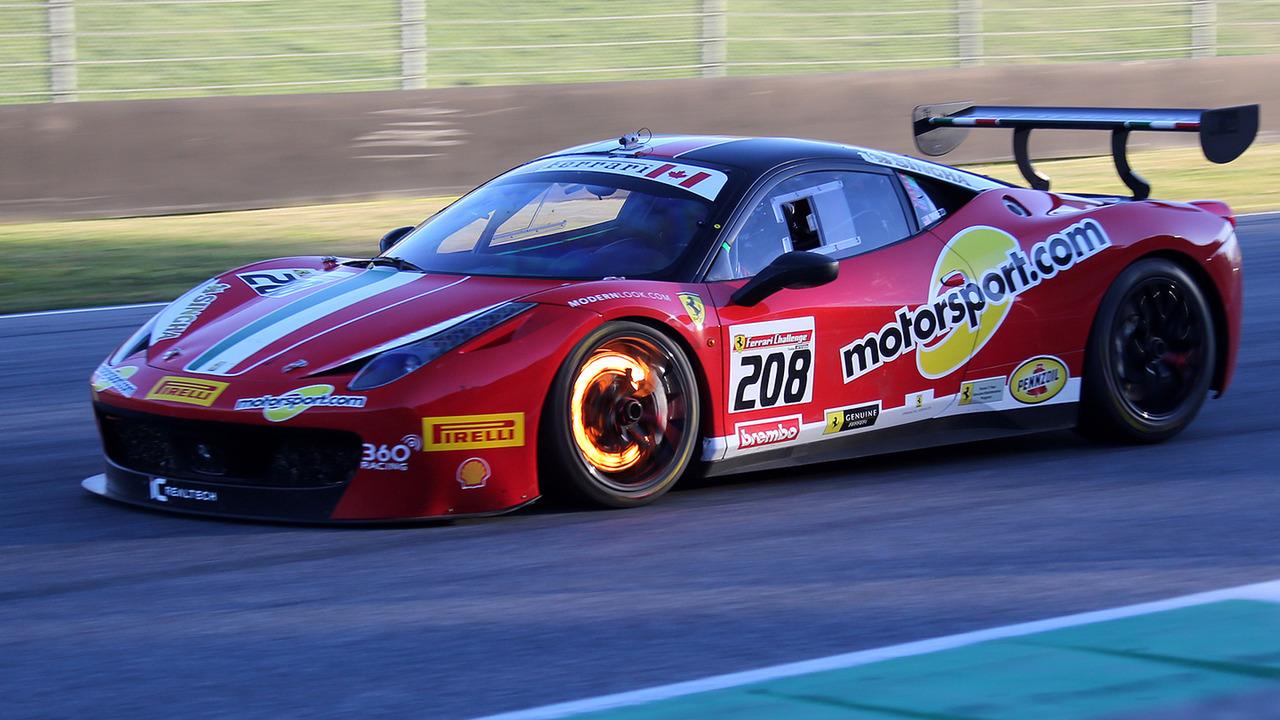 Ferrari and Motorsport.com to offer exclusive content ...
