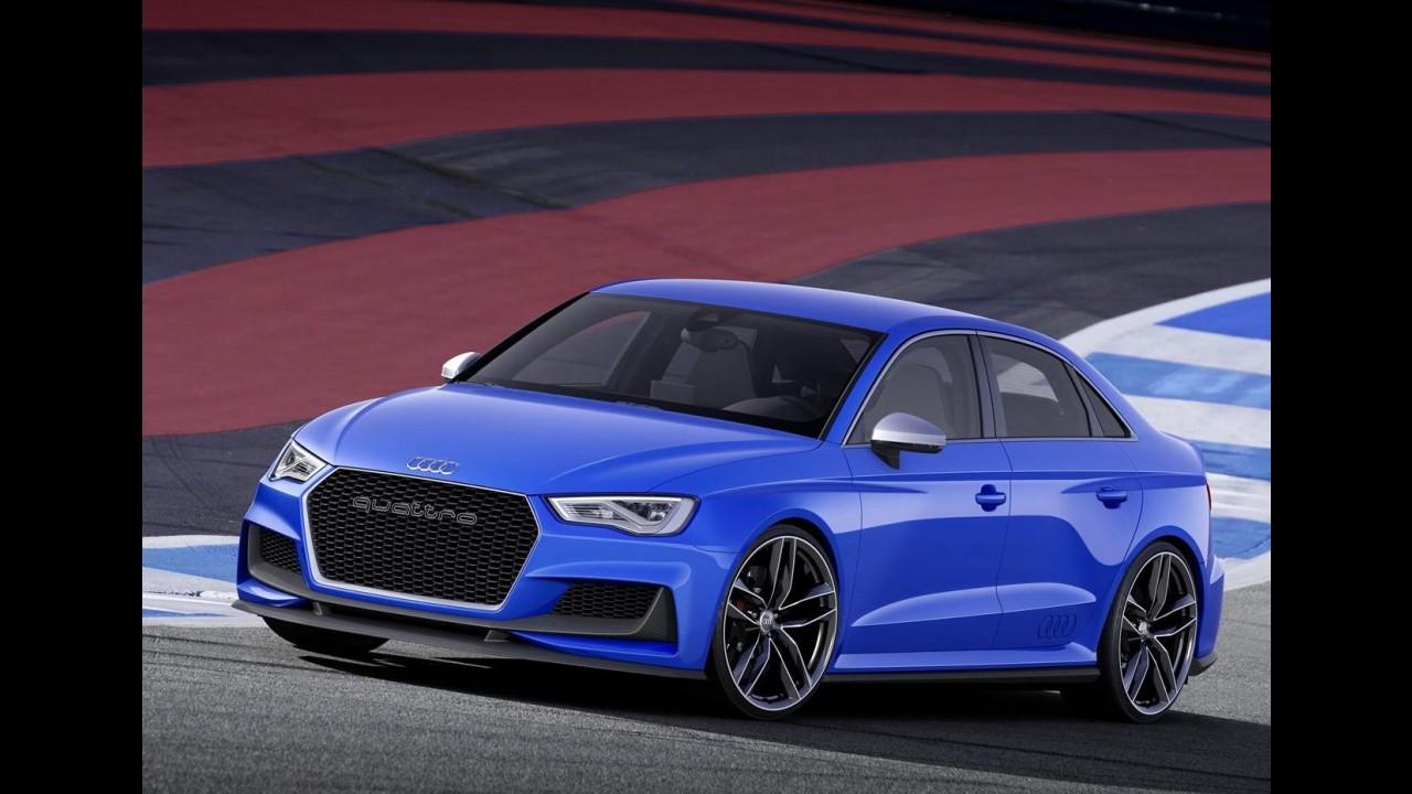 Audi RS3 Sedan ganha sinal verde e pode ter até 400 cv, diz site