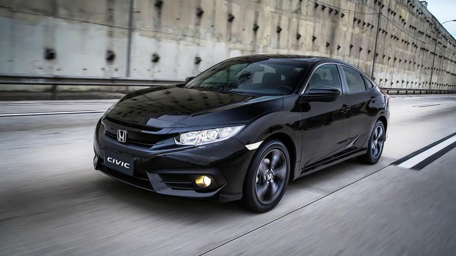 Honda Civic Sport 2017