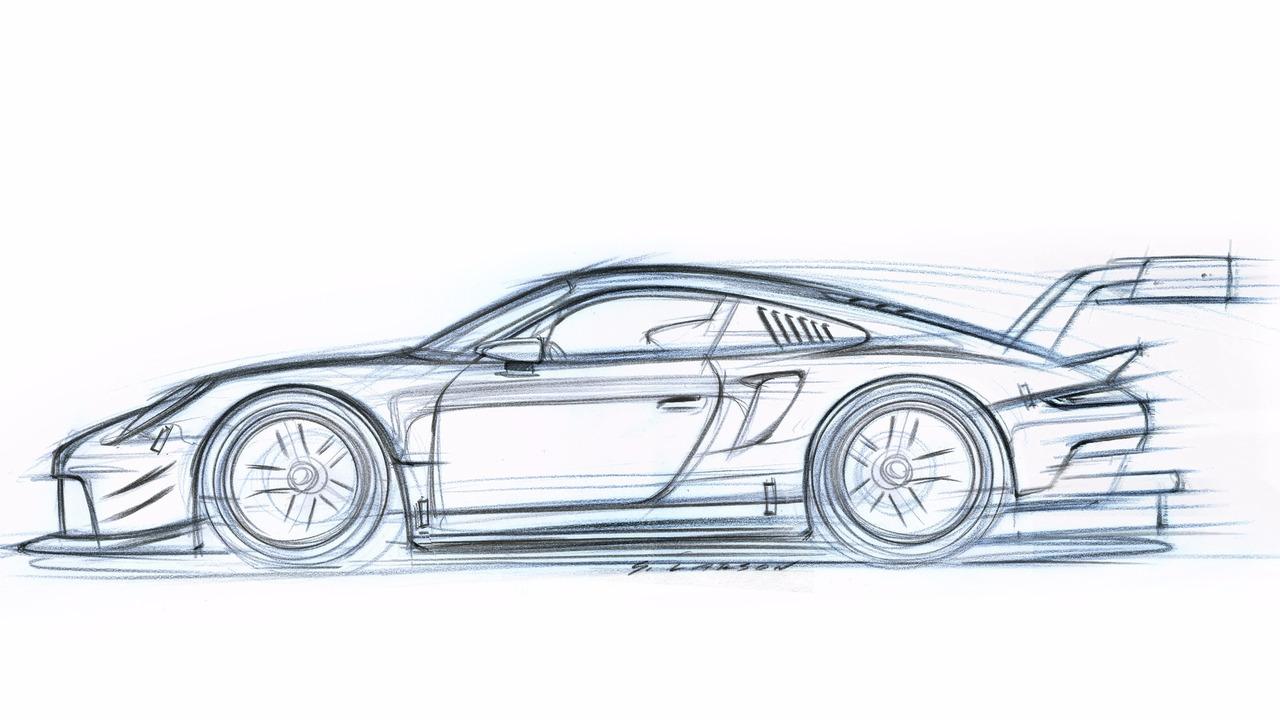 2017 - Porsche 911 RSR