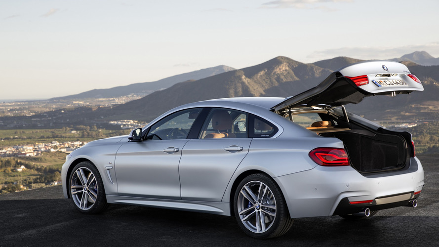 Best 4 Door Coupe >> The Best Selling Bmw 4 Series Coupe Is Actually A Sedan