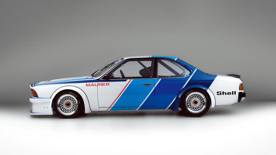 Grup 2'ye ithafen yapılan BMW 635CSi satılıyor