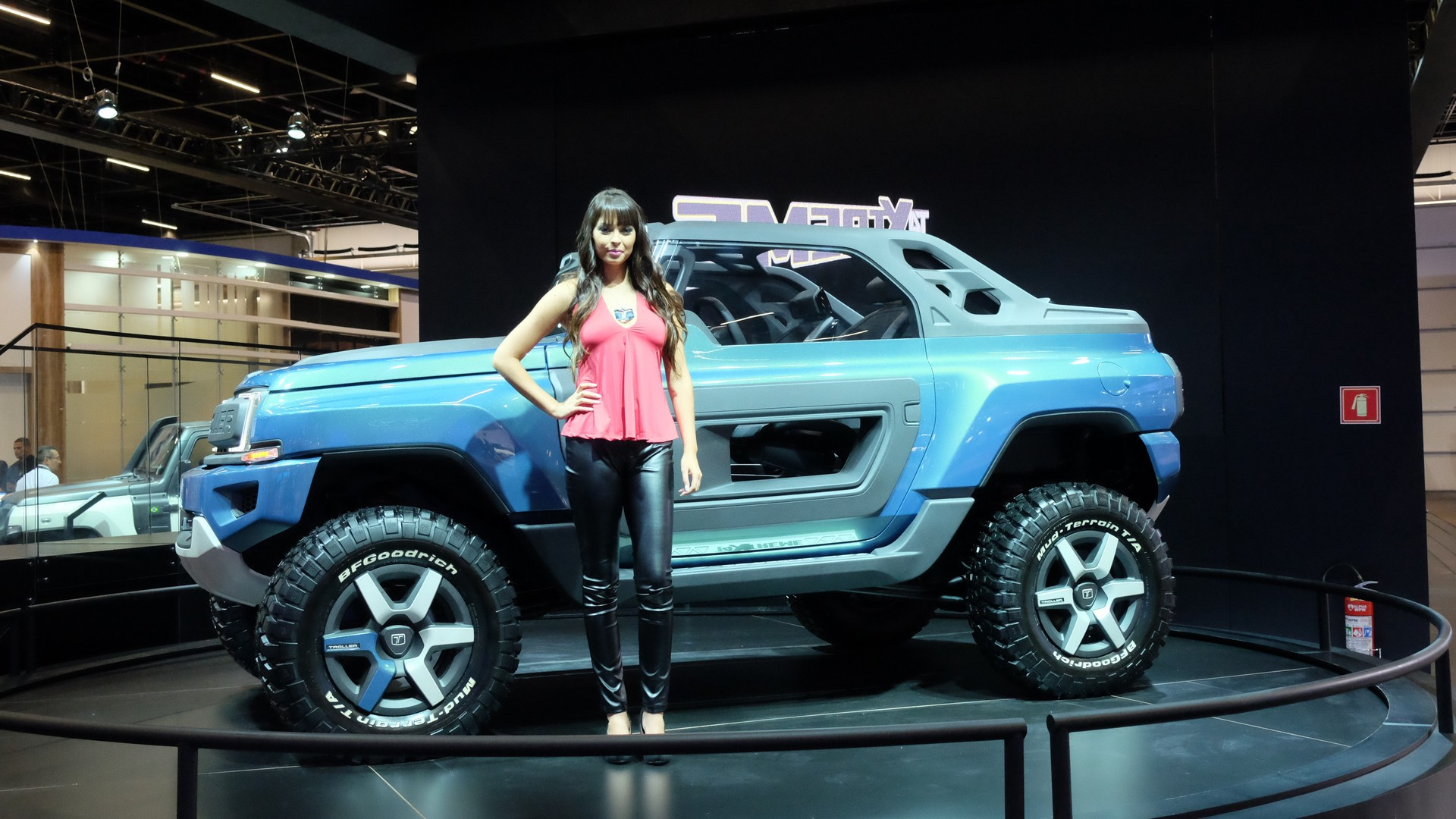 Brazil S Troller T4 Xtreme Concept Envisions Possible