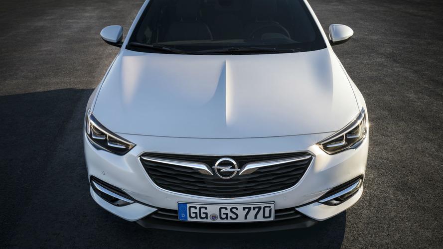 Új benzinmotorral bővül az Opel Insignia palettája