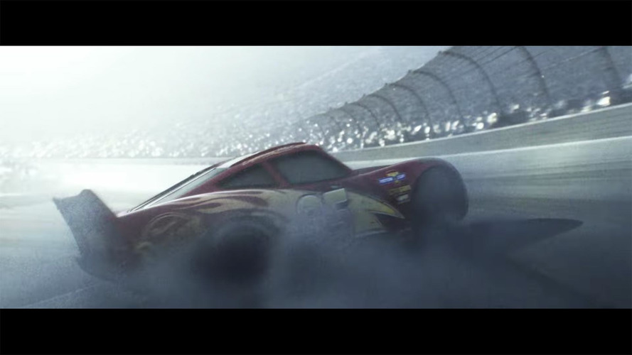 Cars 3 trailer gets hearts pounding with Lightning McQueen's big wreck