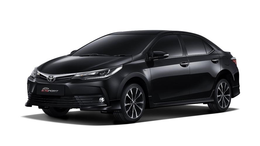 Aguardado no Brasil, Corolla reestilizado estreia com motores 1.6 e 1.8 na Tailândia