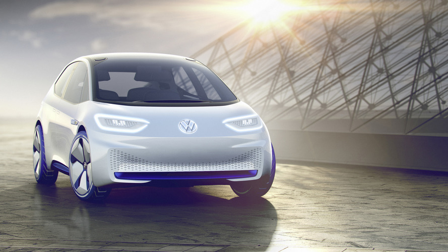 Volkswagen şimdiden elektrikli bir R modeli planlıyor