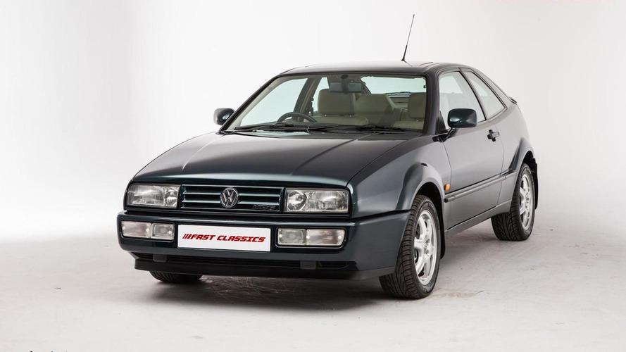 Cette rare Volkswagen Corrado VR6 Storm de 1995 est à vendre