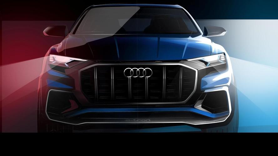 Audi Q8 Concept - Le futur SUV Coupé d'Audi, c'est lui !