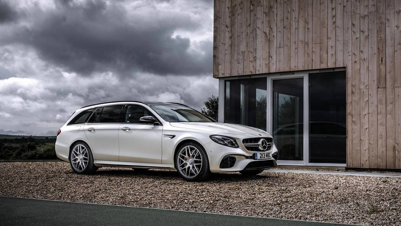 2017 mercedes amg e63 s estate first drive jekyll and hyde. Black Bedroom Furniture Sets. Home Design Ideas