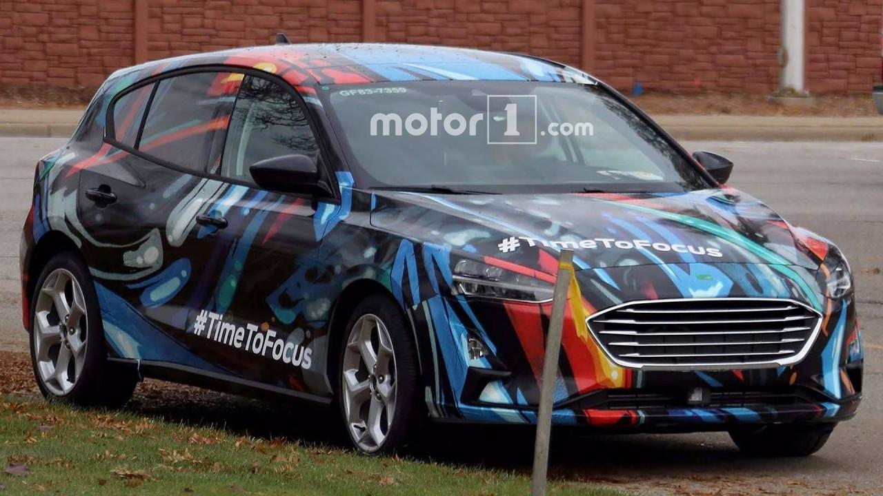 [Copertina] - Nuova Ford Focus, eccola su strada pronta all'esordio