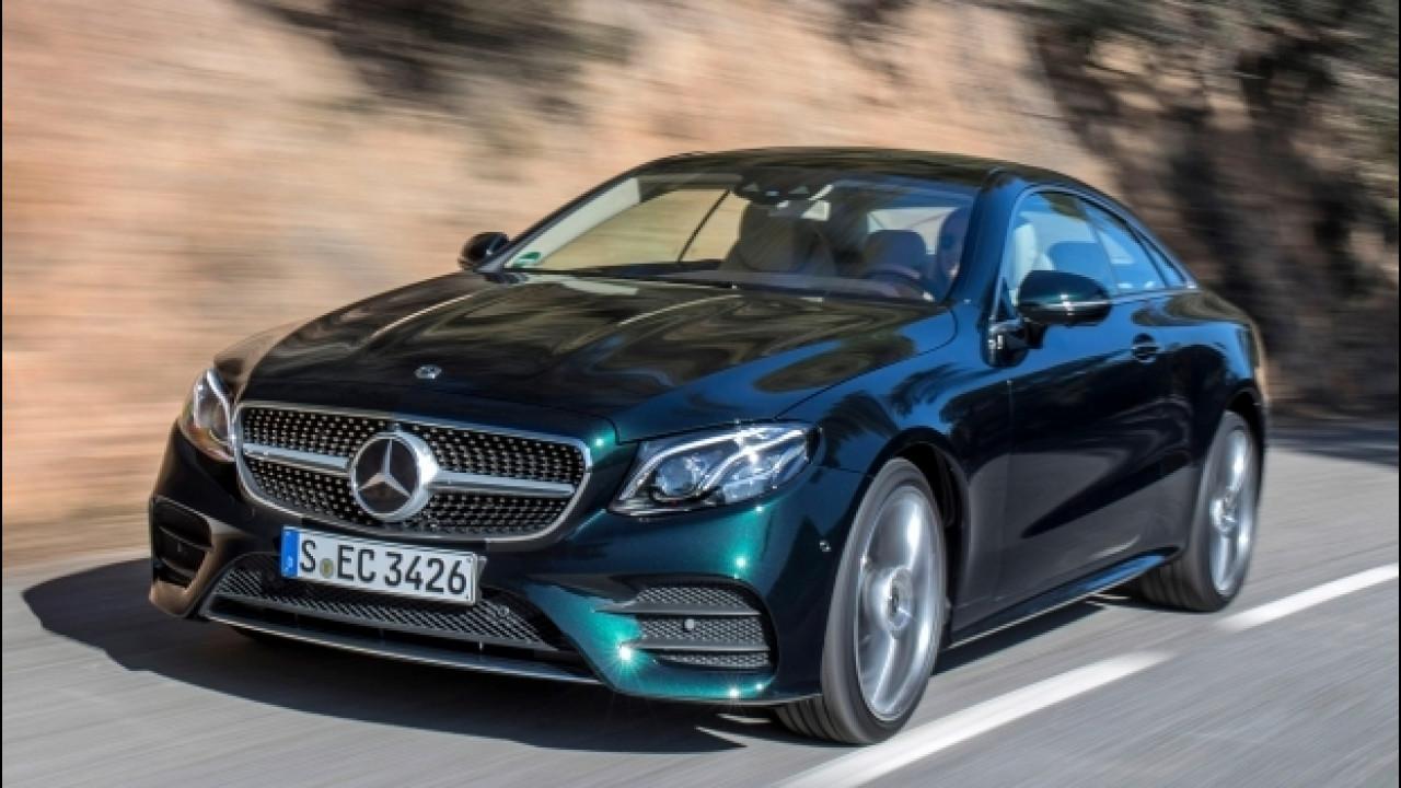 [Copertina] - Mercedes Classe E Coupé, la stella che fa primavera