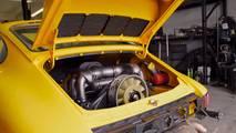 LuftAuto Porsche 911 rally car