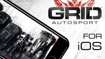 GRID Autosport para iPhone