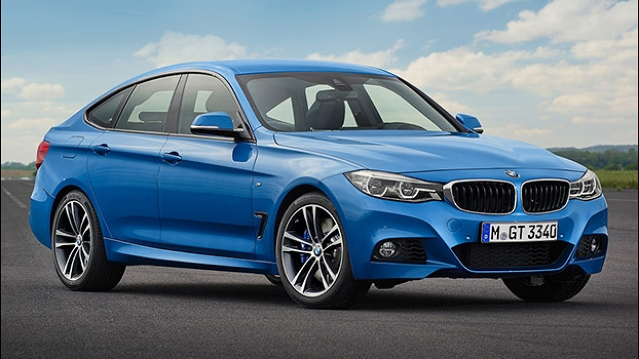 [Copertina] - BMW Serie 3 Gran Turismo, restyling a suon di LED