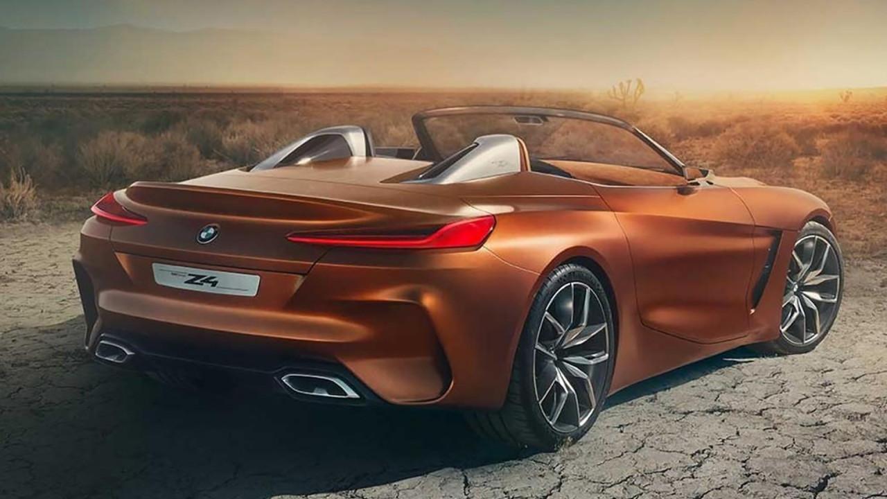[Copertina] - BMW Z4 Concept, online le prime foto