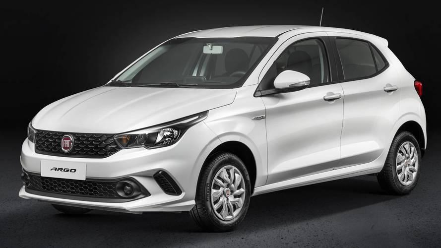 Fiat Argo 1.0 2018 é vendido com desconto de R$ 5.500