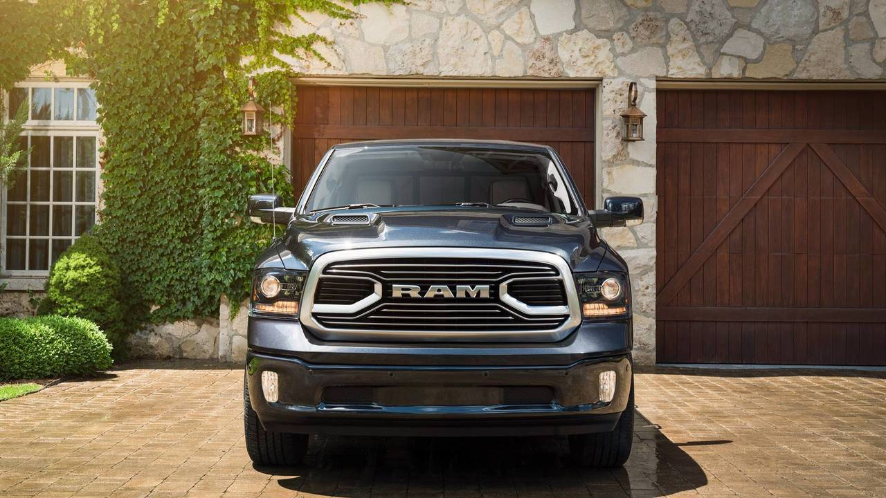 7. Ram 1500 Limited 4WD Crew Cab Tungsten Edition: $58,990-$62,995