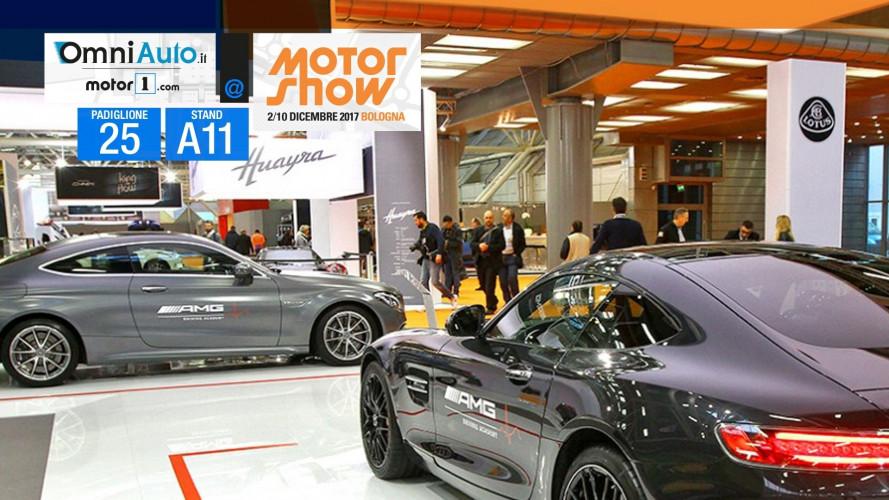 Motor Show 2017, i marchi e il programma delle attività