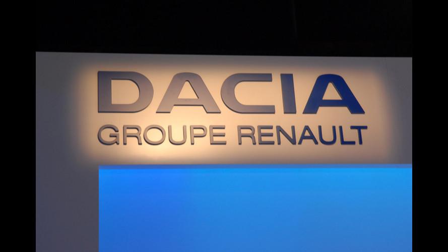 Dacia al Salone di Francoforte 2009