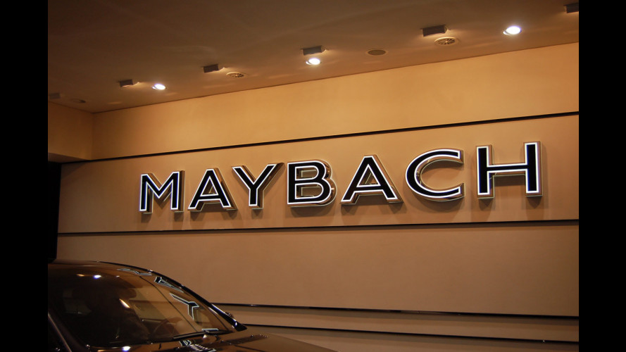 Maybach al Salone di Francoforte 2009