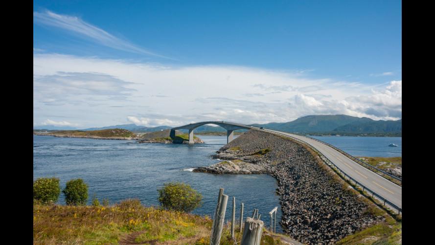 Viaggi on the road, le migliori strade da fare in Europa