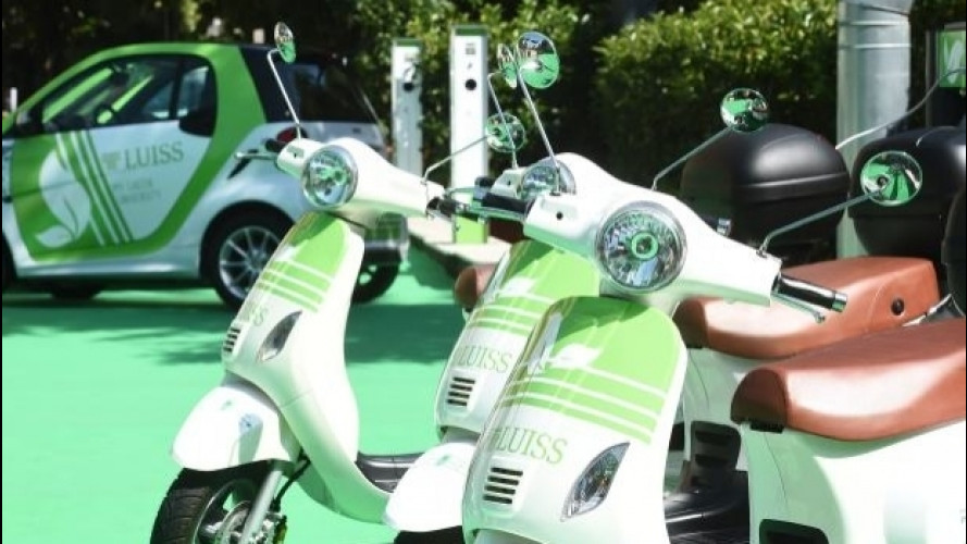 LUISS, l'Università lancia Green Mobility