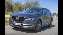 Women's World Family Car of the Year 2017: Mazda CX-5