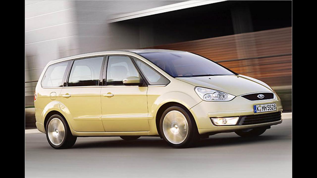 Die schlechtesten Autos bis 11 Jahre: Ford Galaxy