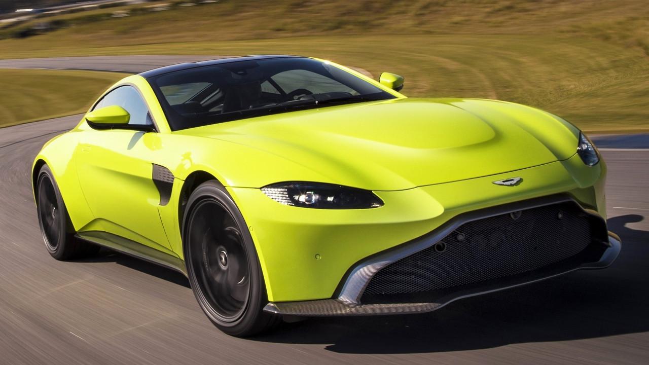 [Copertina] - Aston Martin Vantage, il ritorno della belva