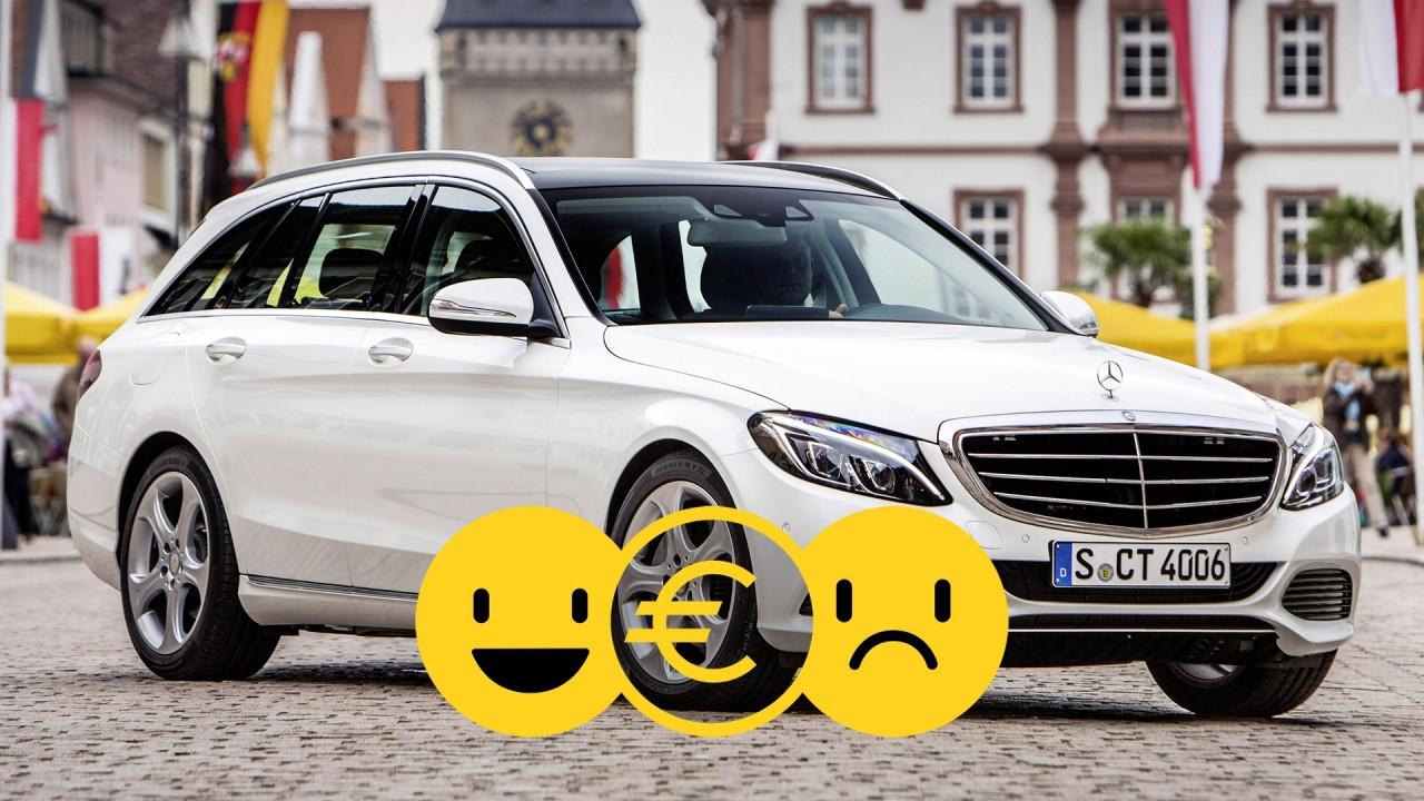 [Copertina] - Promozione Mercedes Classe C SW, perché conviene e perché no