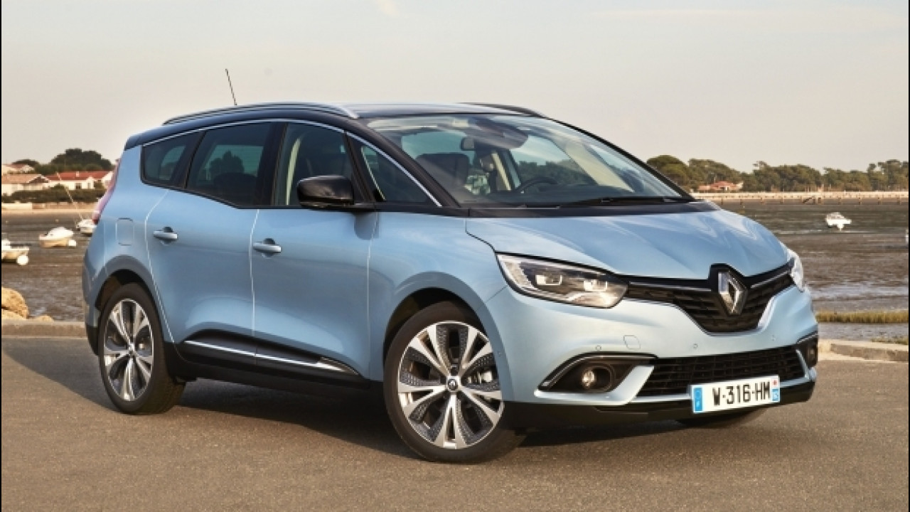 Renault Grand Scenic –from £23,190