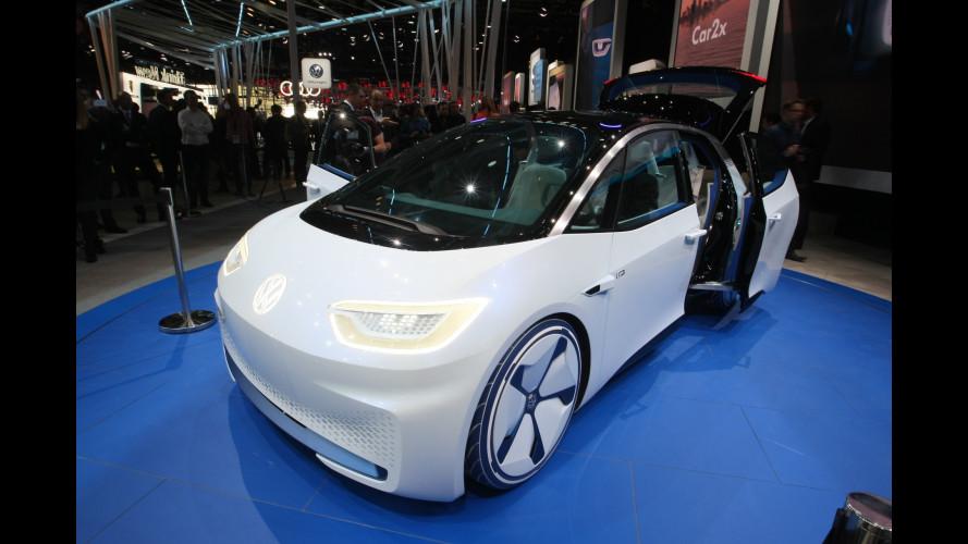 Volkswagen al Salone di Parigi 2016