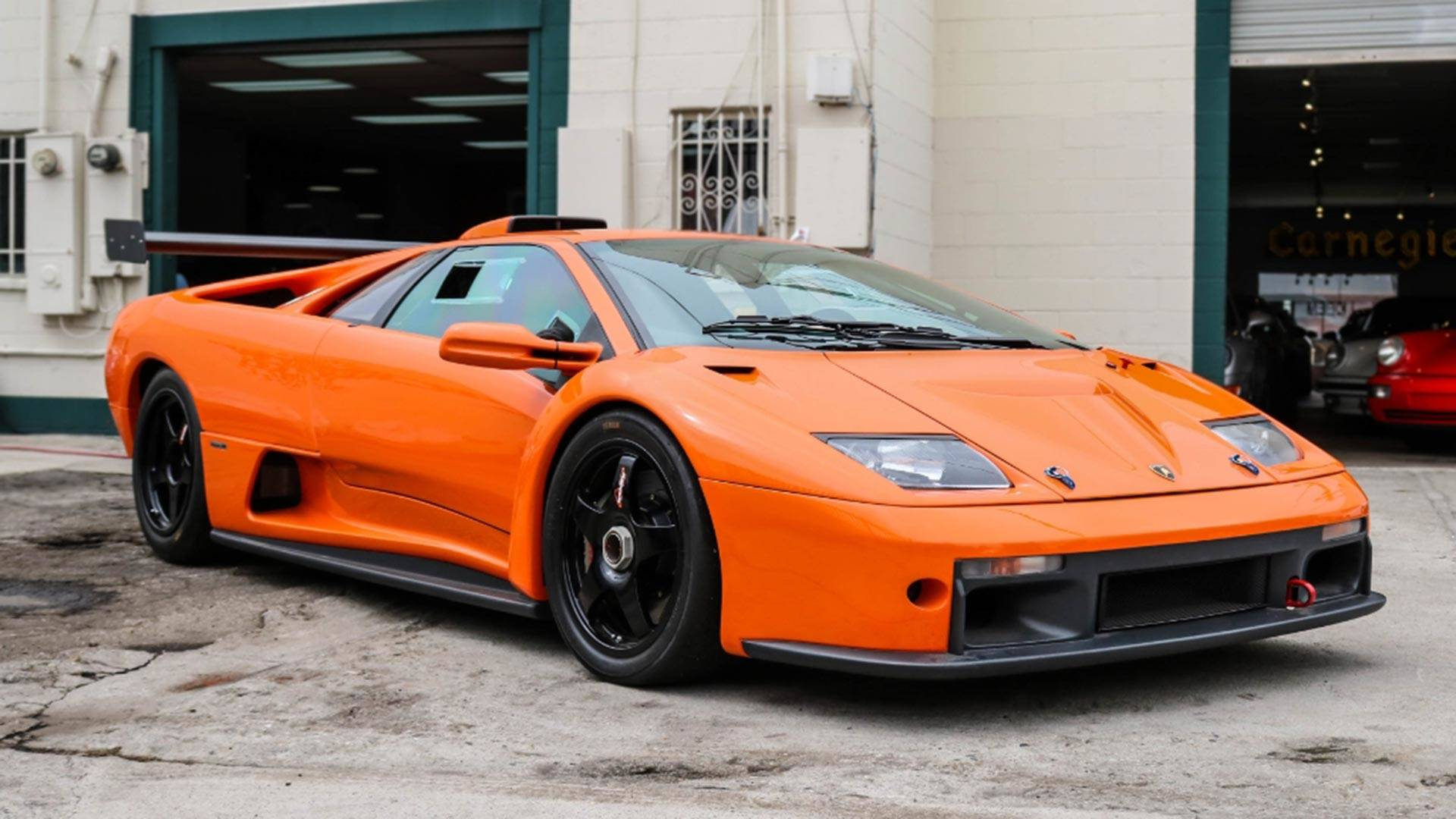 Lamborghini Diablo Gtr Will Make You A Track Day King For 645k
