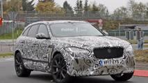 Jaguar F-Pace SVR testler sırasında yakalandı