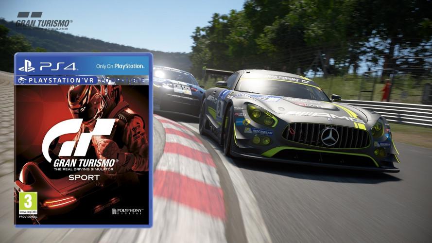 Gran Turismo Sport è in vendita dal 18 ottobre [VIDEO]