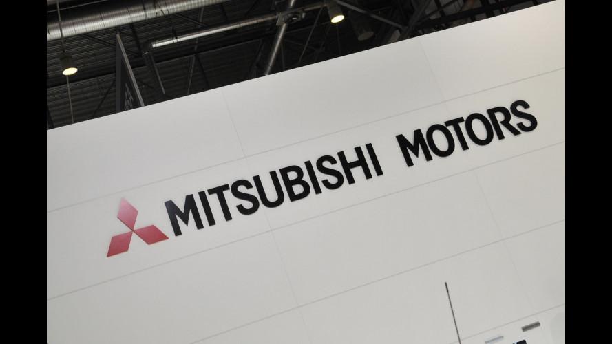 Mitsubishi al Salone di Ginevra 2012