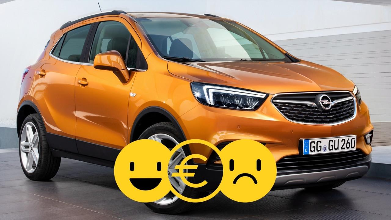 [Copertina] - Promozione Opel Mokka X, perché conviene e perché no