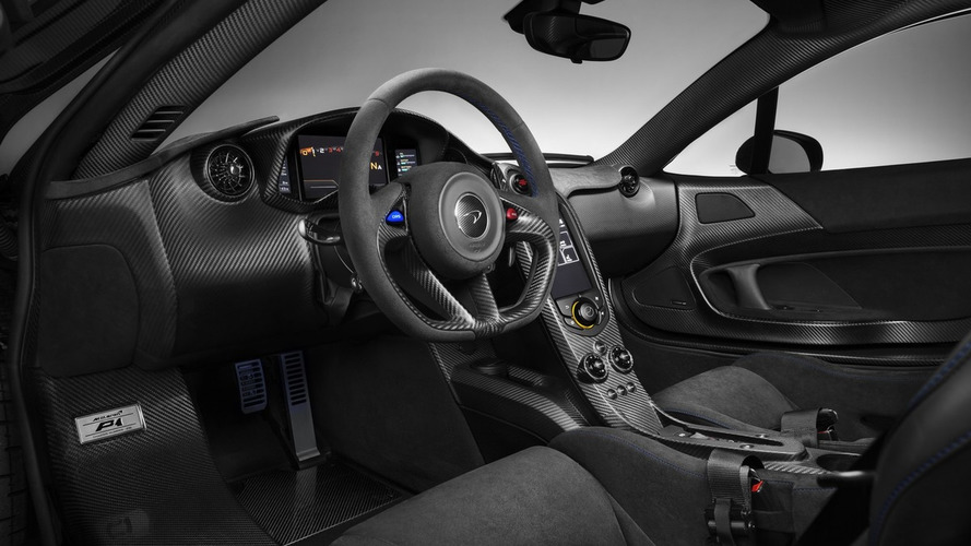 Takata airbag recall now includes McLaren P1, other supercars