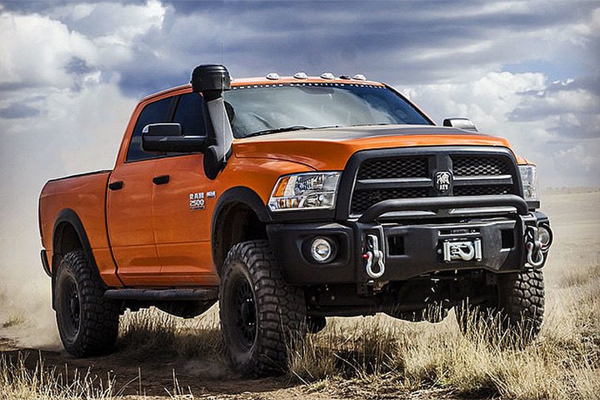 Dodge Ram Trucks >> Ram Trucks Just Got A Mean Prospector Overhaul