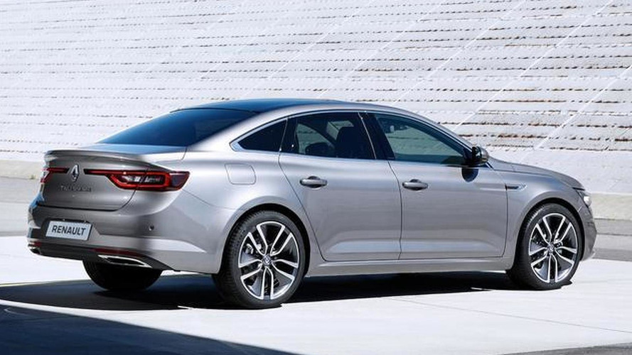 Renault TALISMAN leaked official photo (not confirmed)