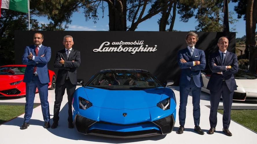 Lamborghini Aventador Superveloce Roadster pricing announced for Europe and U.S.