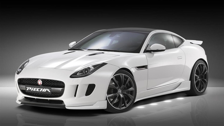 Piecha Design presents Jaguar F-Type Evolution 3.0 V6 Coupe