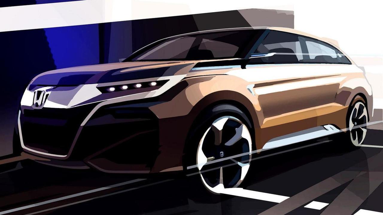 Honda SUV concept