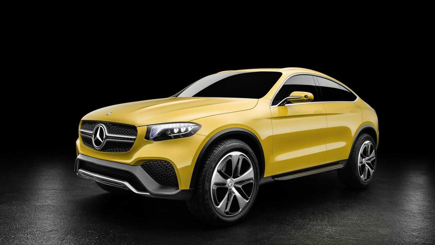 Mercedes GLC Coupe green-lighted for production