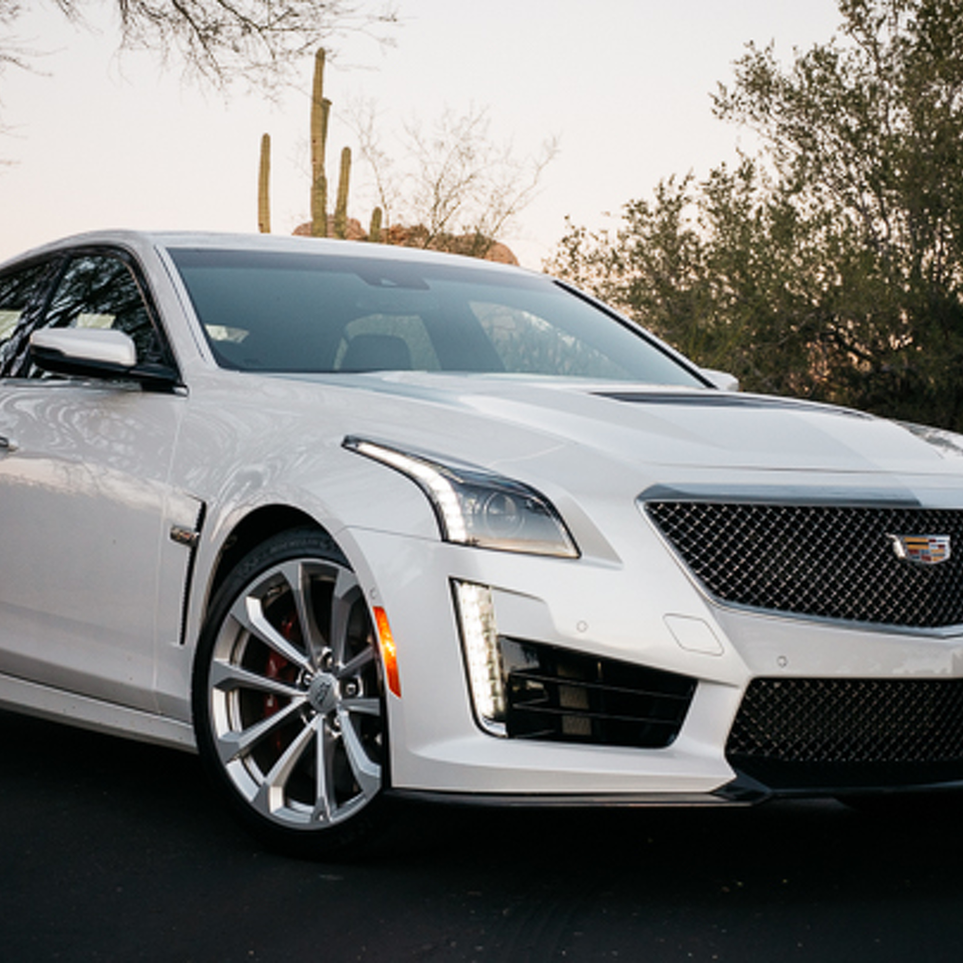 Official 2016 Hennessey Cadillac Cts V