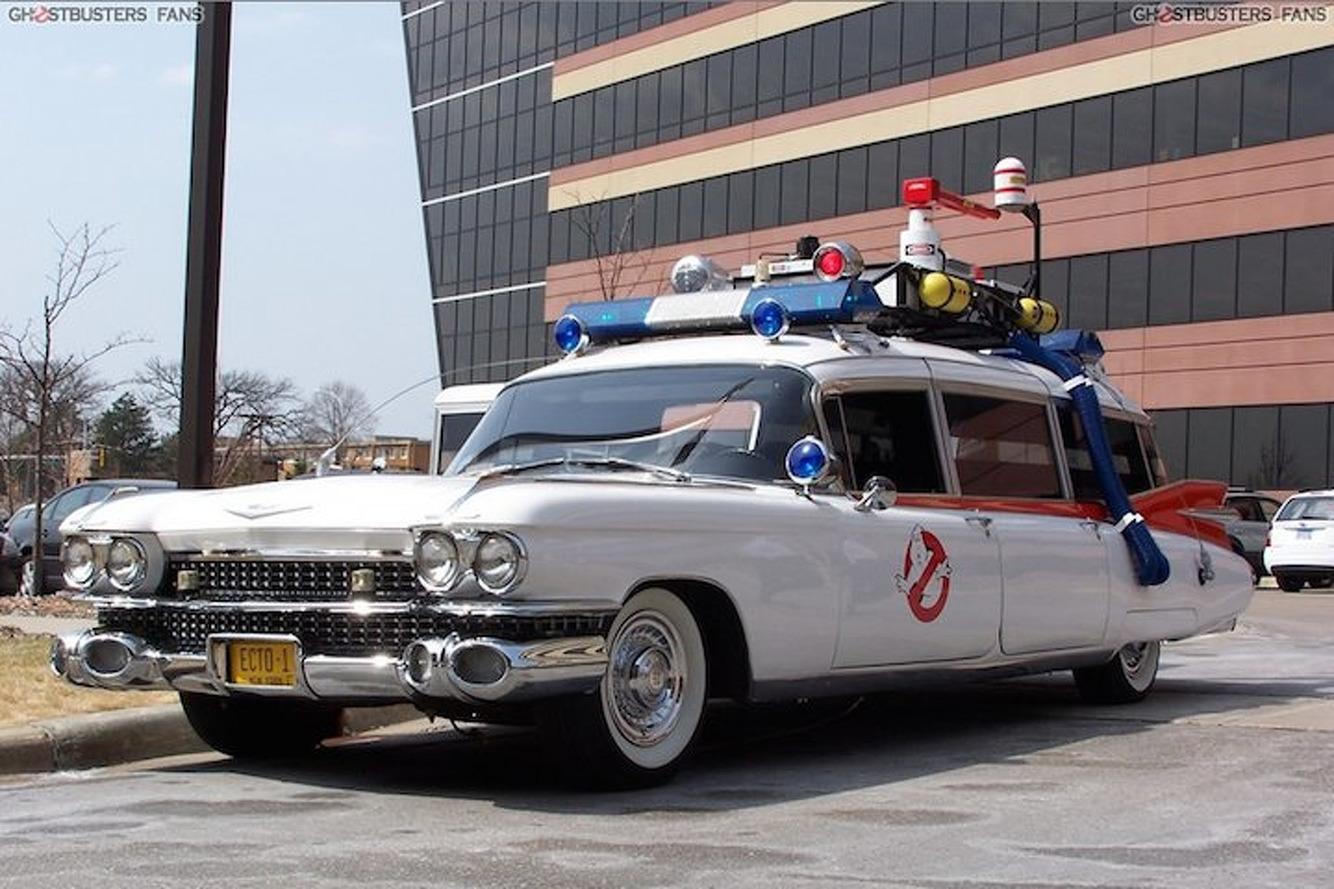 'Ghostbusters' Ecto-1 Berbasis Cadillac 1959