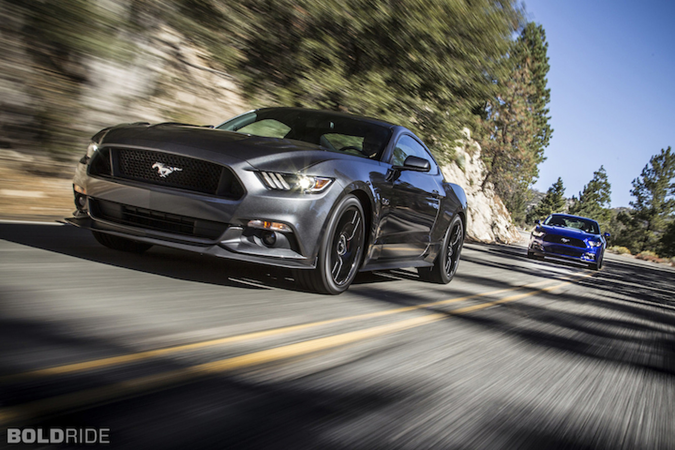 2015 Ford Mustang GT Doesn't Sacrifice Poise for Power: First Drive