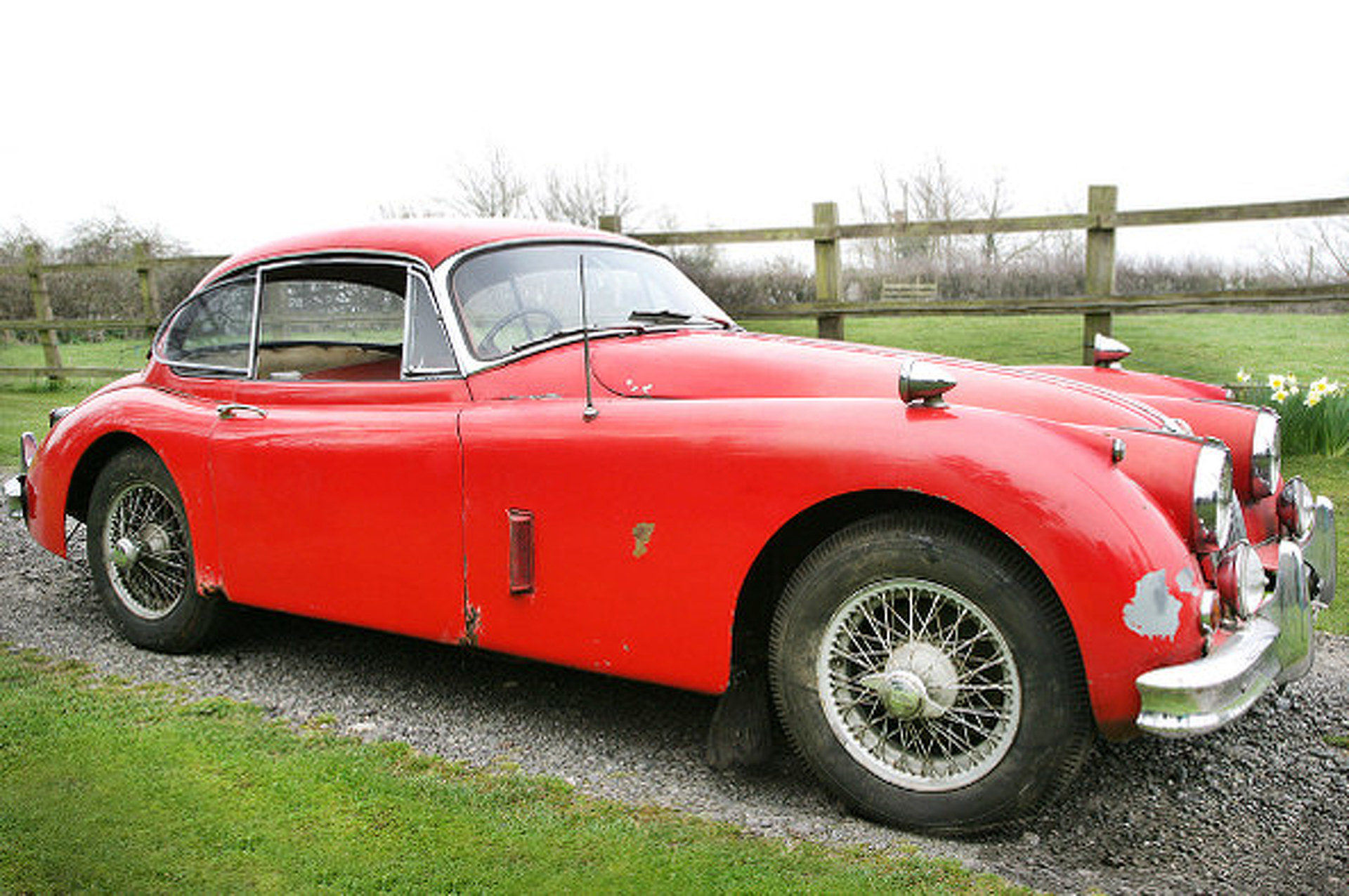 Duo of Stunning Jaguar XK150 Barn Finds up for Auction