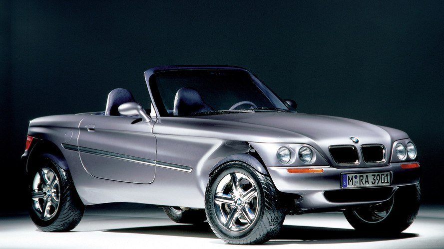 Concept We Forgot: 1995 BMW Z18